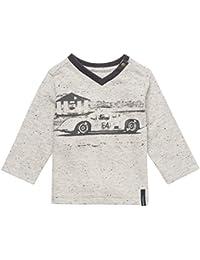 Noppies B Tee Ls Agoura, Camiseta de Manga Larga para Bebés