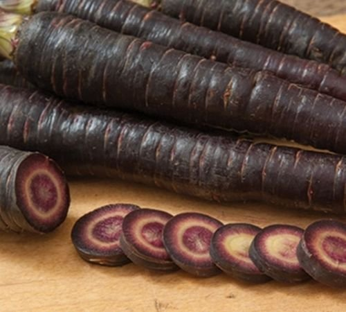 0.25G Graines de Violet 68 Carotte F1 hybride - Non-OGM racine
