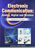 Electronic Communication : Analog, Digital And Wireless PB 9788174093134 available at Amazon for Rs.299