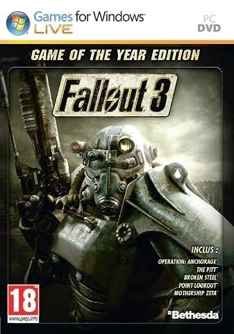 Fallout 3 - édition jeu de