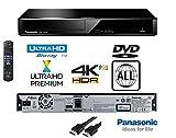 Panasonic 4K Ultra HD Blu-Ray Player With Multiregion DVD playback Model DP-UB320 /