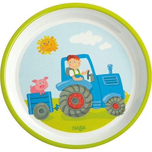 HABA Teller Traktor