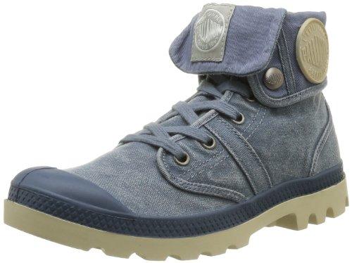Palladium Baggy, Boots femme Bleu (Cosmos)