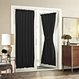 Aquazolax Functional Rod Pocket Thermal Insulated Blackout Door - Best Reviews Guide