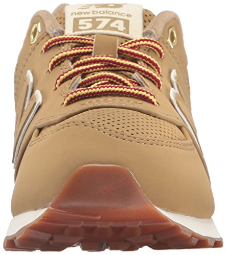 New Balance Unisex-Kinder 574 Sneakers Beige (Sand)