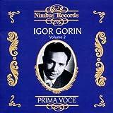 Igor Gorin : Victor Recording, Vol. 2.
