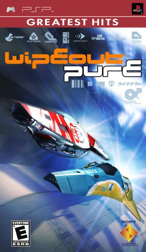 Sony Computer Entertainment Wipeout Pure
