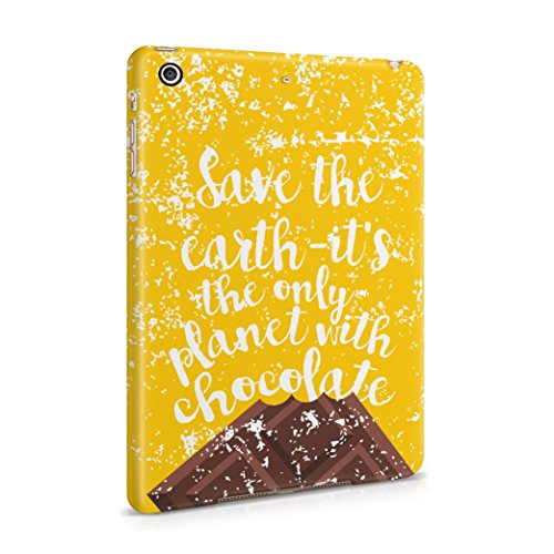 save-the-earth-its-only-planet-with-chocolate-plastic-tablet-case-cover-shell-for-ipad-mini-2-mini-3