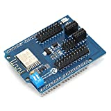 Bluelover ESP8266 Web Server Port WiFi Expansion Board ESP-13 Compatible With Arduino