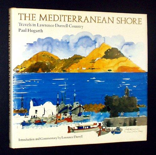 MEDITERRANEAN SHORE por Lawrence Durrell