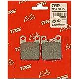 TRW MCB535EC Plaquettes de Freins Organique, TÜV Homologué