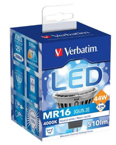 verbatim-gu53-mr16-7w-dim-lampara-led-blanco-neutro-50-60