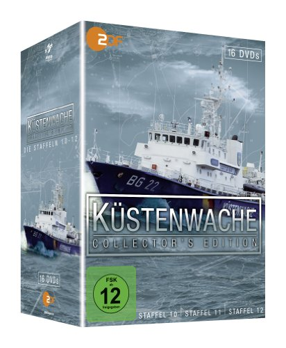 Collector's Edition: Staffel 10-12 (16 DVDs)