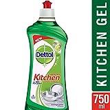 #2: Dettol Kitchen Dish and Slab Gel - 750 ml (Lime Splash)