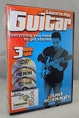 Learn to Play Guitar [DVD] [Region 1] [US Import] [NTSC]