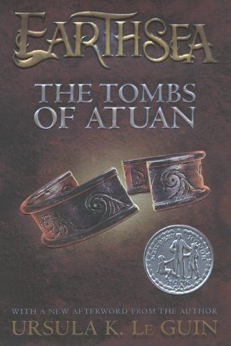 Book cover for The Tombs of Atuan