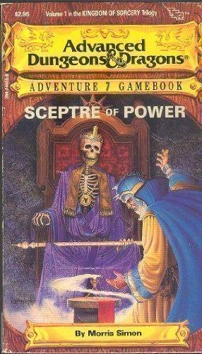 Scepter of Power par Morris Simon