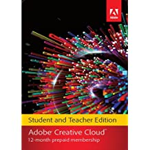 Adobe Creative cloud 12 Months Subscription