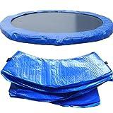 Trampolin Randabdeckung 2cm 13ft 400cm blau Federabdeckung Randschutz Abdeckung