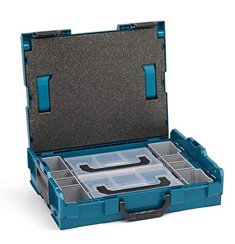 Bosch Sortimo L BOXX 102 inkl. Insetboxenset 2x L BOXX Mini | Größe 1 grün
