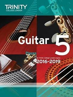Book Guitar  Book Only 9781848499904 Guitar Exam Pieces From 2019 Grade 4