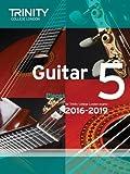 Guitar Exam Pieces Grade 5 2016-2019