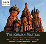 Russian Masters in Music [Import allemand]