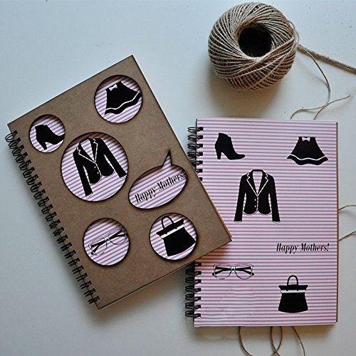 happy-mothers-handmade-notebook-diario-latte-marrone-unico-cover-classe-gazzetta