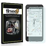 3 x Filmex Pellicola Protettiva Amazon Fire Phone - Opaca (Antiriflesso), Prima Qualità Giapponese in PET, Kit di installazione, Garanzia a vita