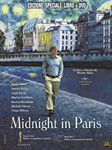 Midnight in Paris (edizione speciale + libro)