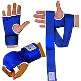 Evo Fitness Vendas mano bolsa boxeo guantes interior gel elastico MMA UFC - S/M