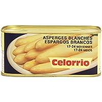 Celorrio - Espárragos blancos extra - 17/24 gruesos - 425 g