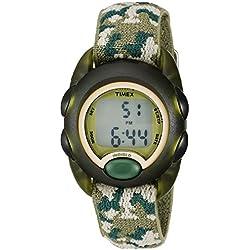 Timex Kids Digital Camouflage Elastic Strap T71912