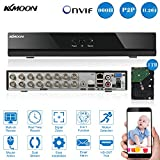 Best 16 Channel Dvrs - KKMOON 16CH DVR with HDD 16Channel Full 960H/D1 Review