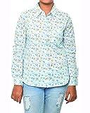 Women's Sweet Print Shirt (Small)