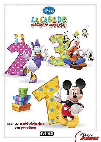 La Casa de Mickey Mouse. 123 por A.A .V.V.