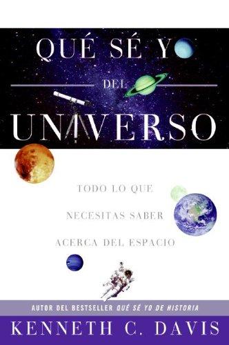 Que Se Yo del Universo por Kenneth C. Davis