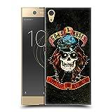 Head Case Designs Offizielle Guns N' Roses Rose Vintage Ruckseite Hülle für Sony Xperia XA1 Ultra/Dual