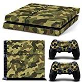 Mcbazel Anti-Scratch Decal Vinilo Pegatina Pegatina, PS4 Skins Serie...