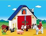 PLAYMOBIL® 6740 - 1.2.3 - Kleine Tierfarm