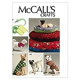 McCalls MC 6455 OSZ Schnittmuster zum Nähen, Elegant, Extravagant, Modisch