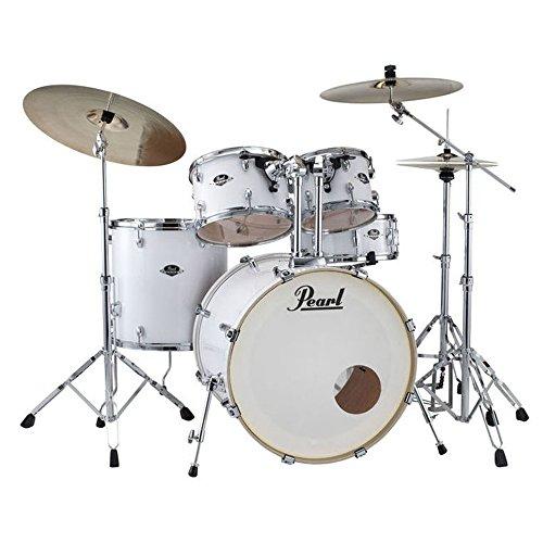 Mahagoni Stativ (Pearl EXX705BR/C700 - Export Drumkit (20