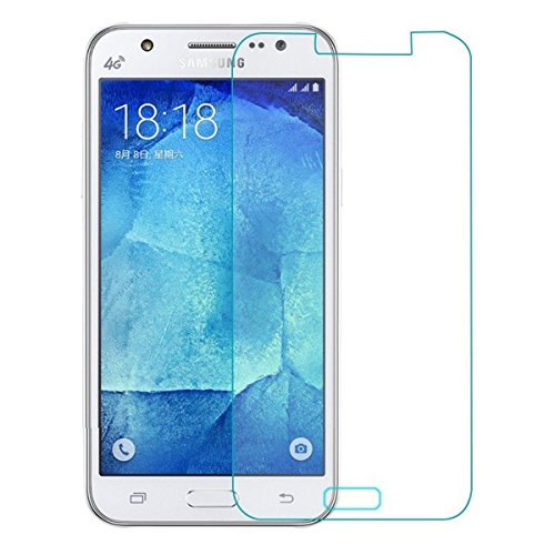 Samsung Galaxy J7 Tempered Glass Screen Protector Guard for Samsung Galaxy J7 (2015 version) Galaxy J7