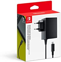 Nintendo - Adaptador De Corriente Switch