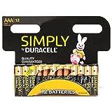 Duracell Simply AAA Batterien (12Stück)