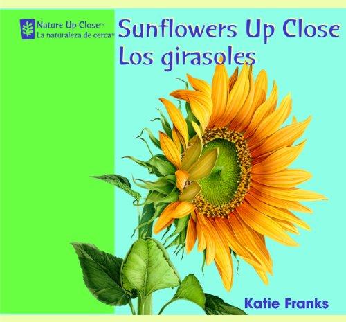 Sunflowers Up Close/ Los