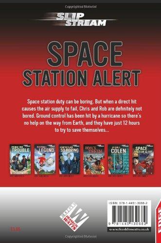 Space Station Alert (EDGE: Slipstream Short Fiction Level 2)