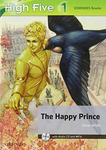 High five reader. Per la Scuola media. Con CD-ROM. Con espansione online: HIGH FIVE READER 1: THE HAPPY PRINCE+MROM