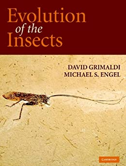 Evolution of the Insects par [Grimaldi, David, Engel, Michael S.]