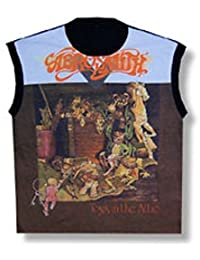 "Aerosmith ""Toys in The Attic"" Sleeveless Juniors T Shirt"